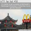 mcdonald s hamburger university in china