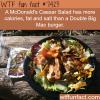 mcdonalds caesar salad facts