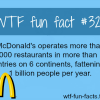 mcdonalds facts