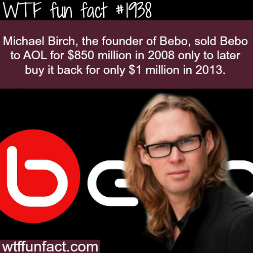 Michael Birch Networth - WTF fun facts