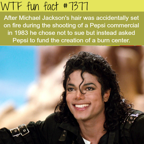 Michael Jachson facts - WTF fun facts