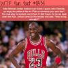 michael jordan wtf fun facts