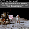 moon landing facts wtf fun facts
