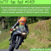 motorcycle doctors wtf fun facts