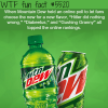 mountain dews online poll wtf fun facts