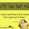 movie fact