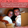 netflix and relationships wtf fun facts