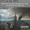 new york city wtf fun fact