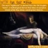 nightmare wtf fun facts