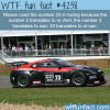 nissan race cars number 23 wtf fun facts