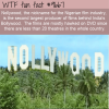 nollywood the nickname for the nigerian film