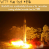 north korea accidentally hit its own city wtf