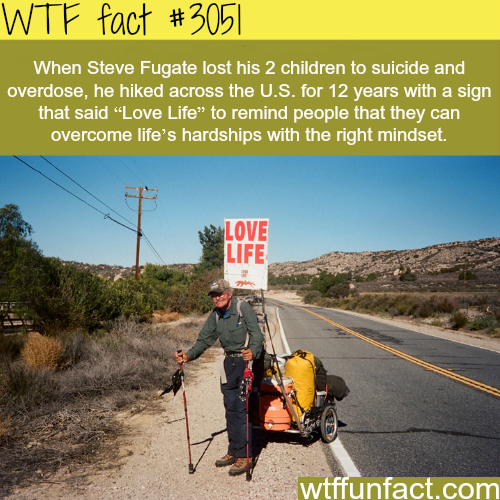 One of the most emotional stories -  WTF fun facts