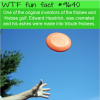 one of the original inventors of the frisbee and