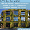 paris urban gardens wtf fun facts