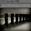 paruresis wtf fun facts