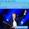 paul mccarthy facts wtf fun fact