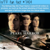 pearl harbor by michael bay facts