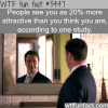 people see you as more attractive than you think