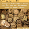 people who became rich from bitcoins wtf fun
