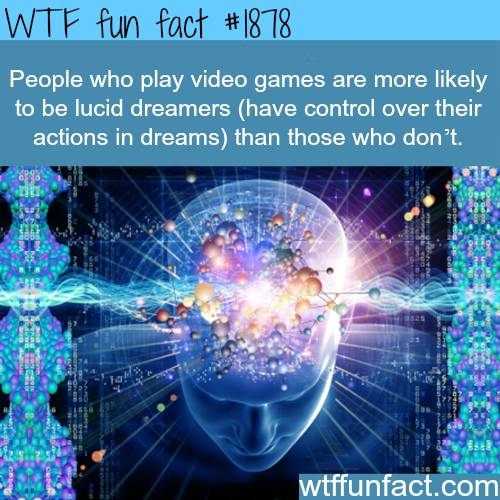People who play video games facts - WTF fun facts