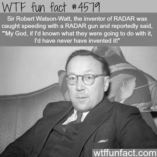 People who regretted their inventions -   WTF fun facts