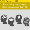 personality wtf fun facts
