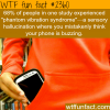 phantom vibration syndrome most of you have it