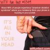 phantom vibration syndrome wtf fun facts