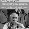picasso wtf fun facts