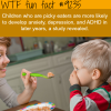 picky eaters wtf fun fact