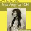 picture of miss america in the year 1924