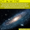 pictures of the milky way galaxy facts