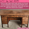 pipe organ desk wtf fun facts
