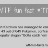 pokemon facts