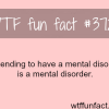 pretending to have a mental disorder