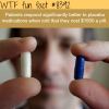 price can affect how react to medications wtf