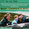 princess diana wtf fun facts