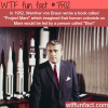 project mars wtf fun facts