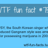 psy facts