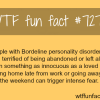 psychology facts wtf fun fact