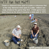 public diamond mine in arkansas wtf fun facts