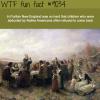 puritan new england wtf fun facts