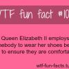 queen elizabeth facts