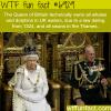 queen elizabeth ii wtf fun fact