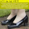 queen of england has a shoe wearer wtf fun fact