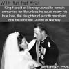 queen of norway wtf fun facts