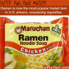 ramen noodles is the new prison currency wtf fun