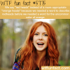 red heads wtf fun facts