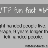 right handed people